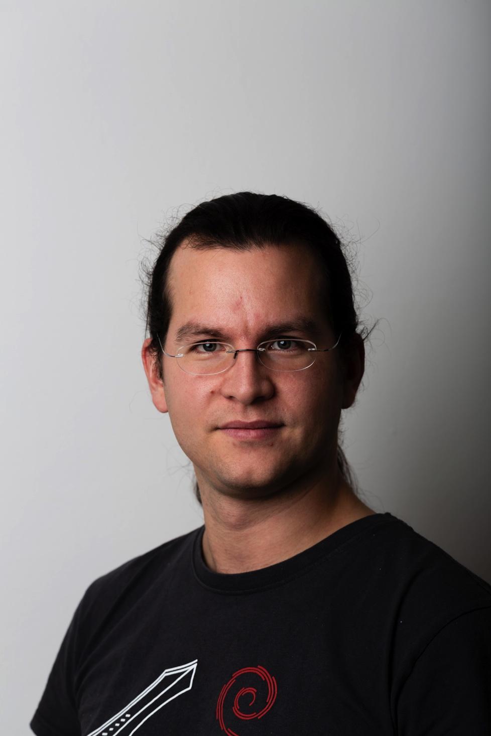 Photo of Christian Amsüss