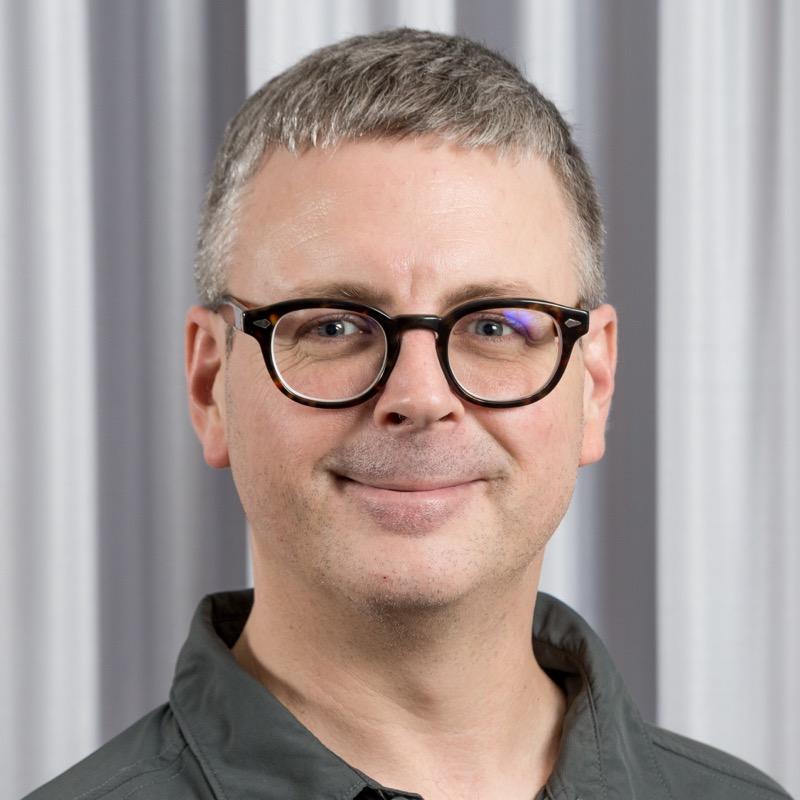 Photo of Christian Hopps