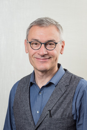 Photo of Dieter Sibold