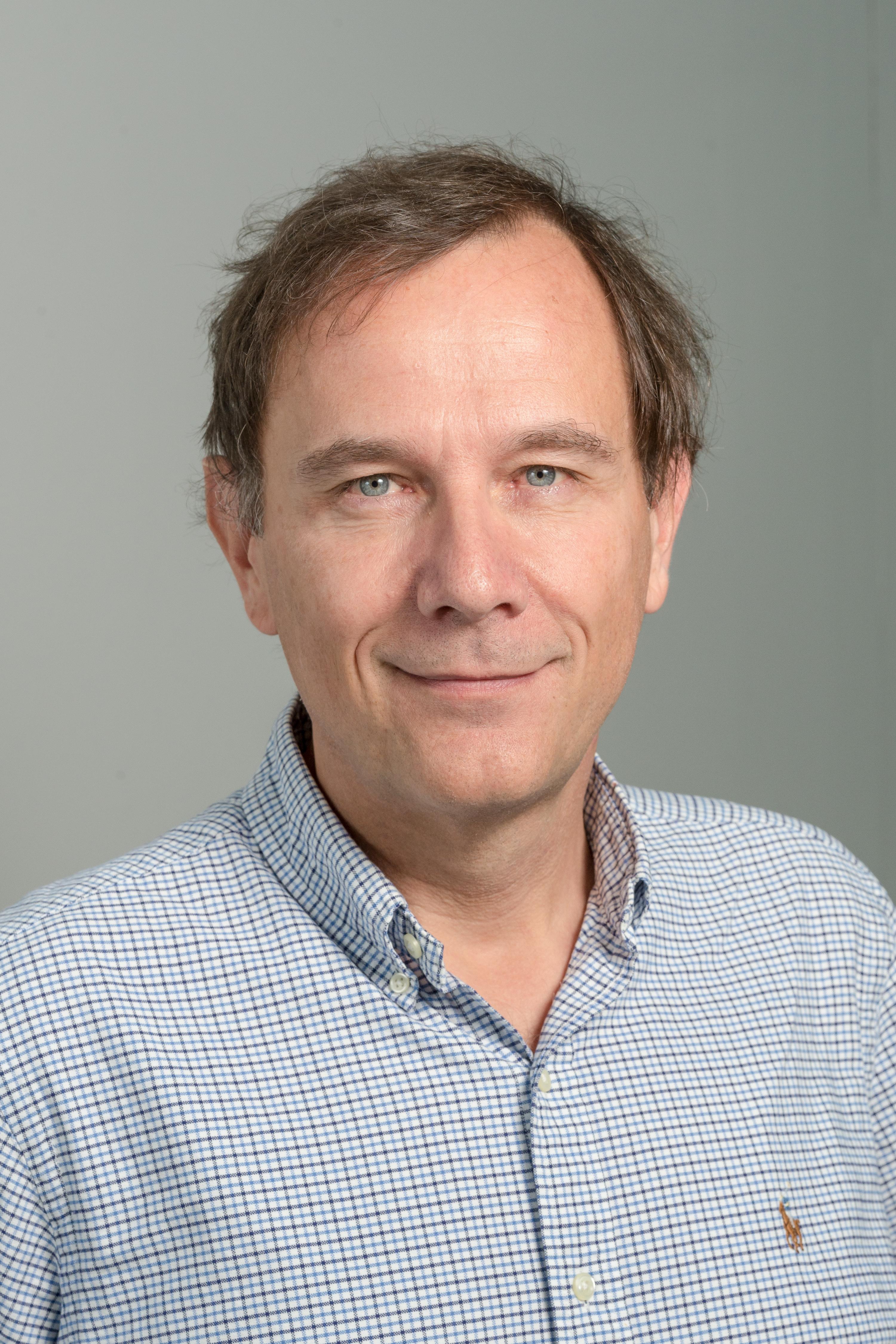 Photo of Éric Vyncke