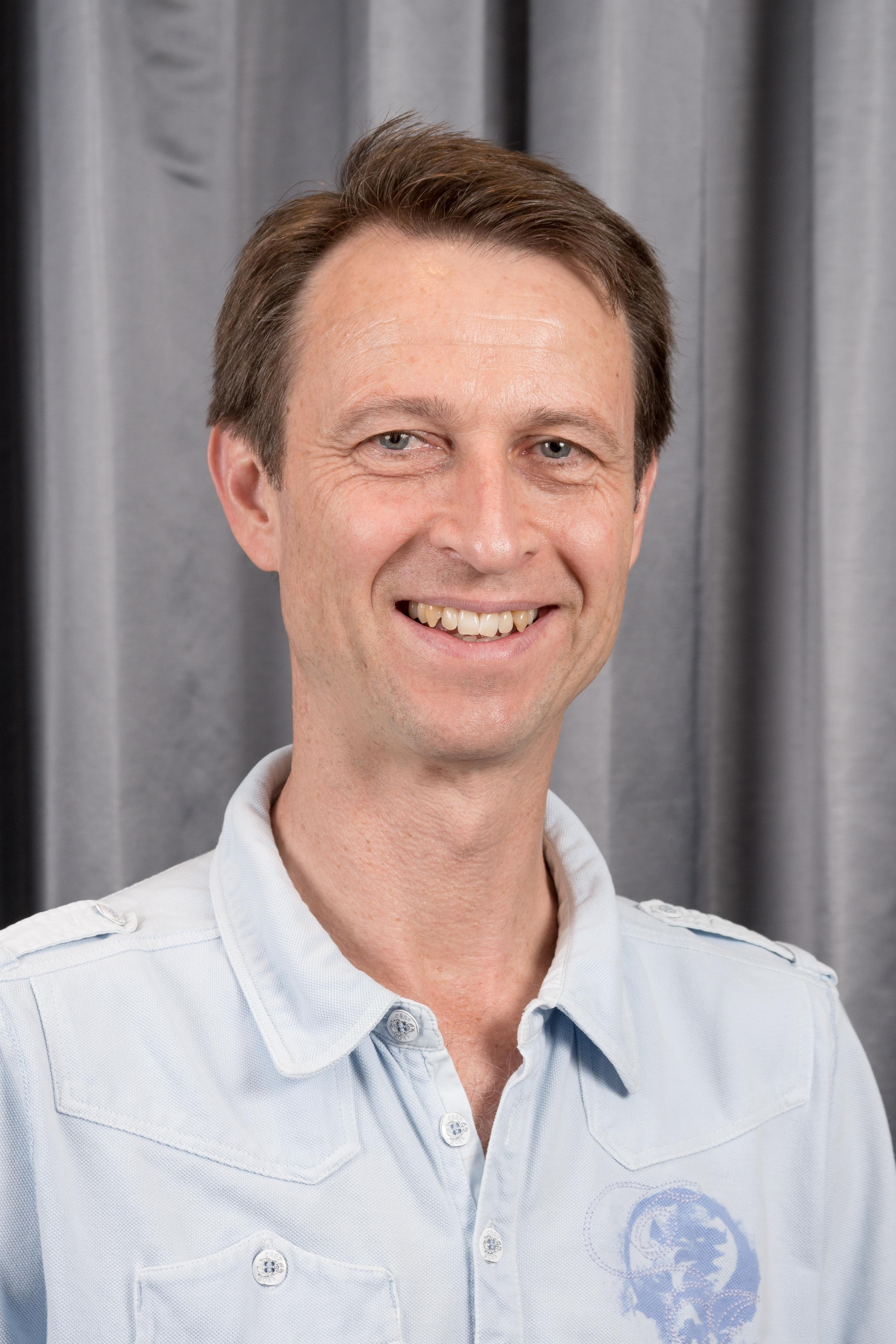 Photo of Benno Overeinder