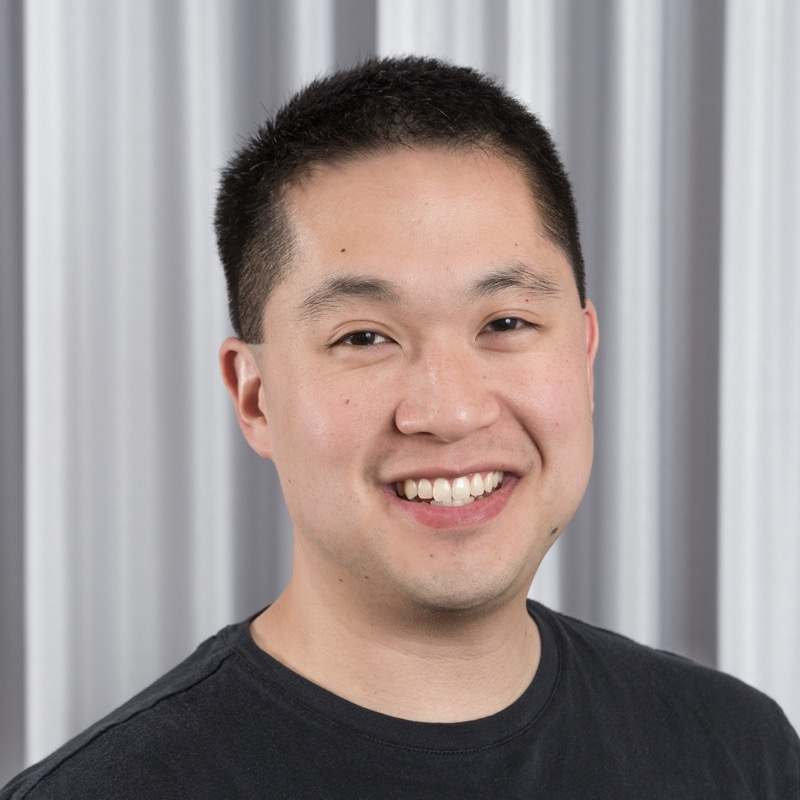 Photo of Kevin J. Ma