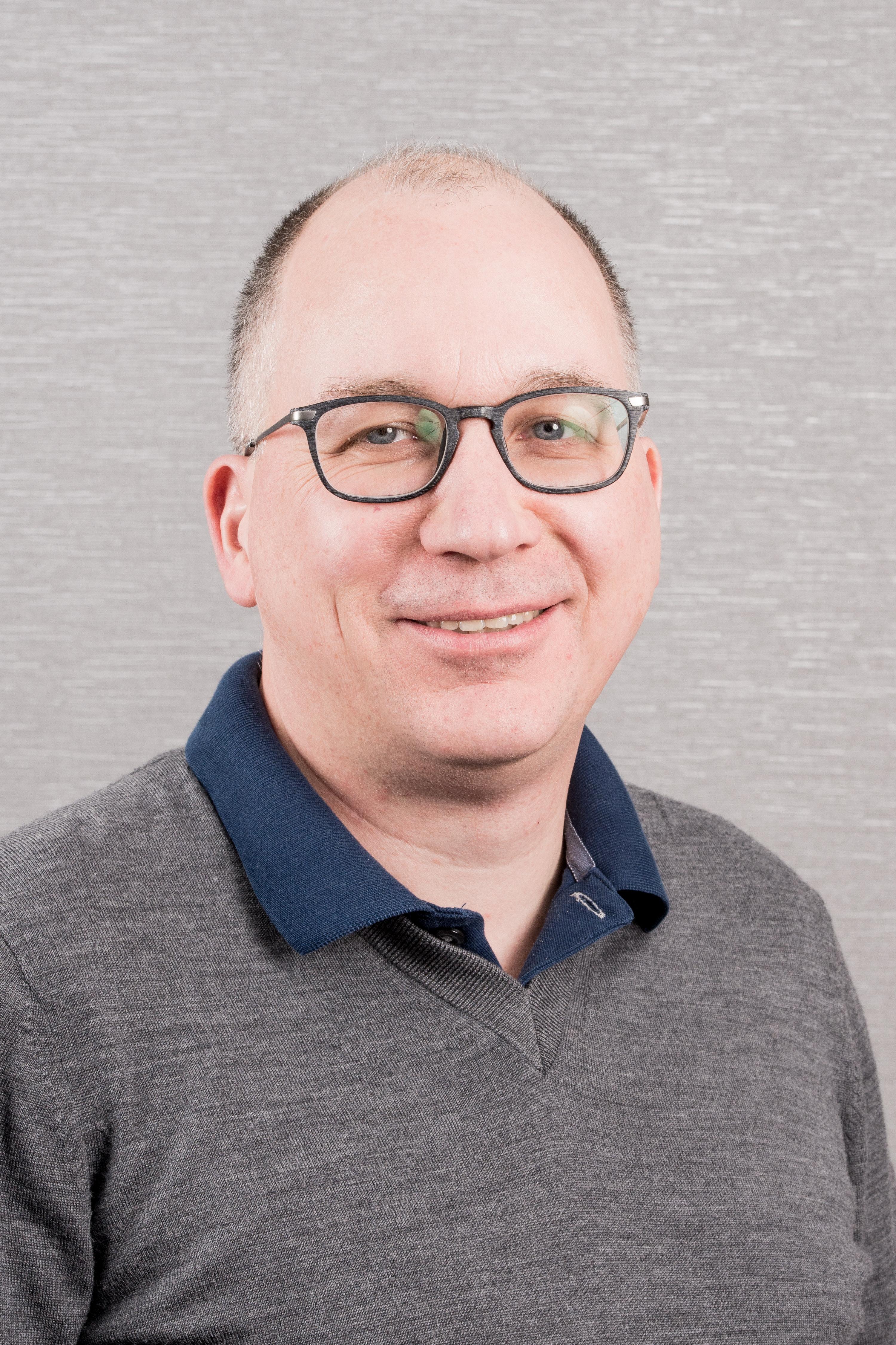 Photo of Lars Eggert