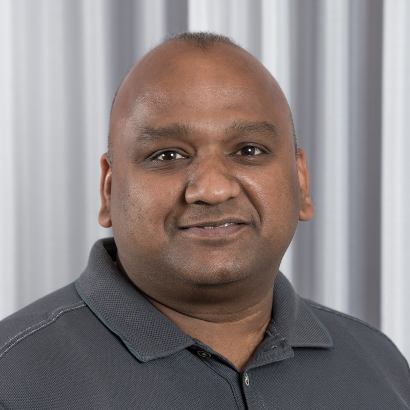 Photo of Vishnu Pavan Beeram