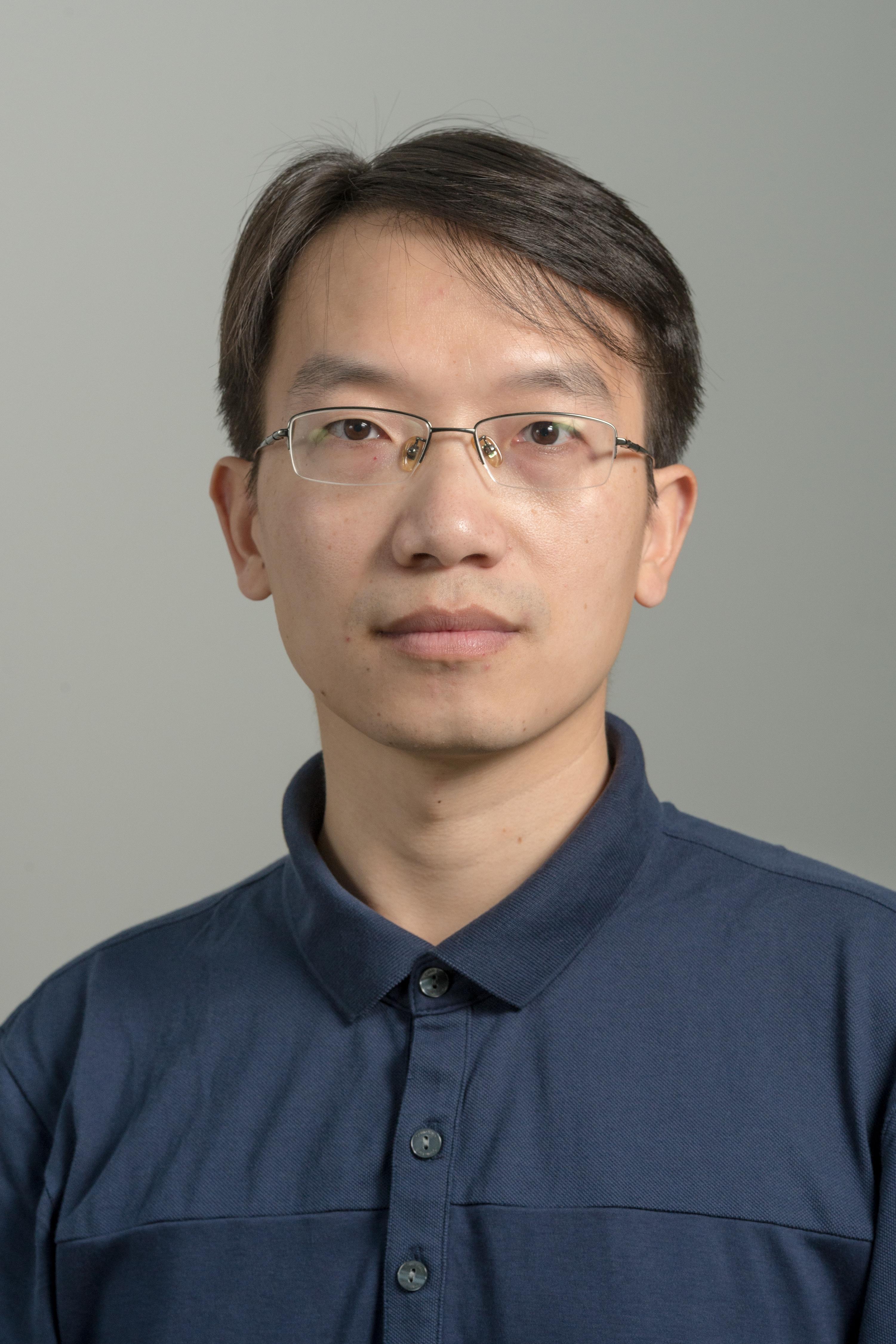 Photo of Zhen Cao