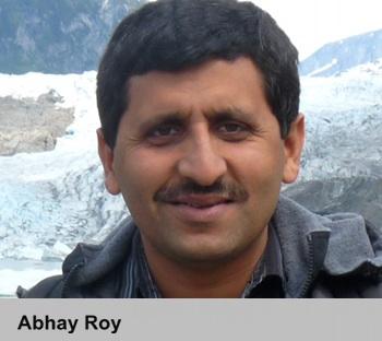 Photo of Abhay Roy