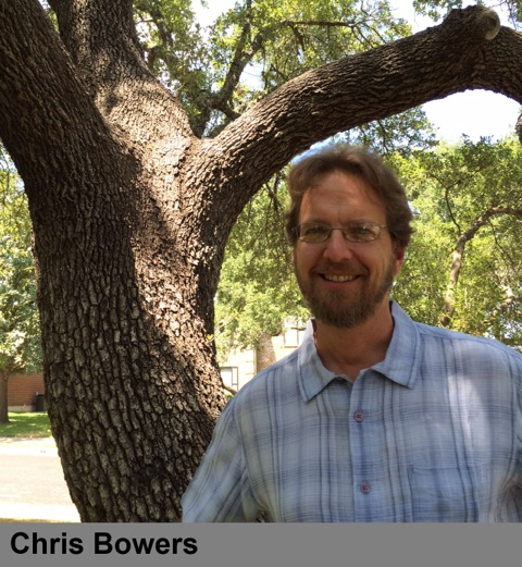 Photo of Chris Bowers
