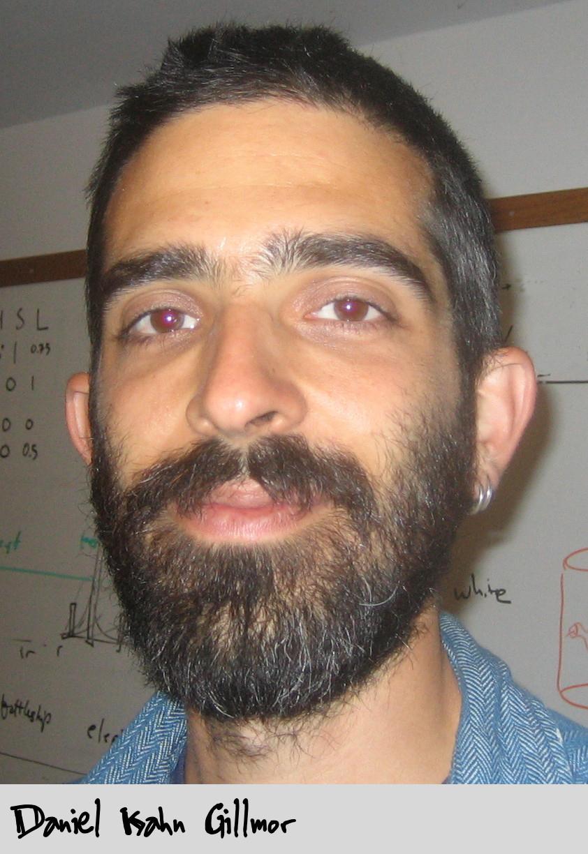 Photo of Daniel Gillmor