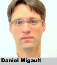 Photo of Daniel Migault