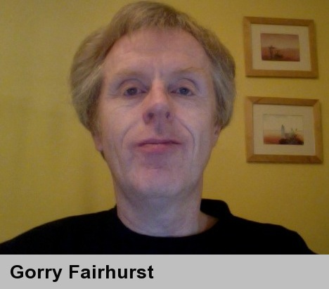 Photo of Gorry Fairhurst