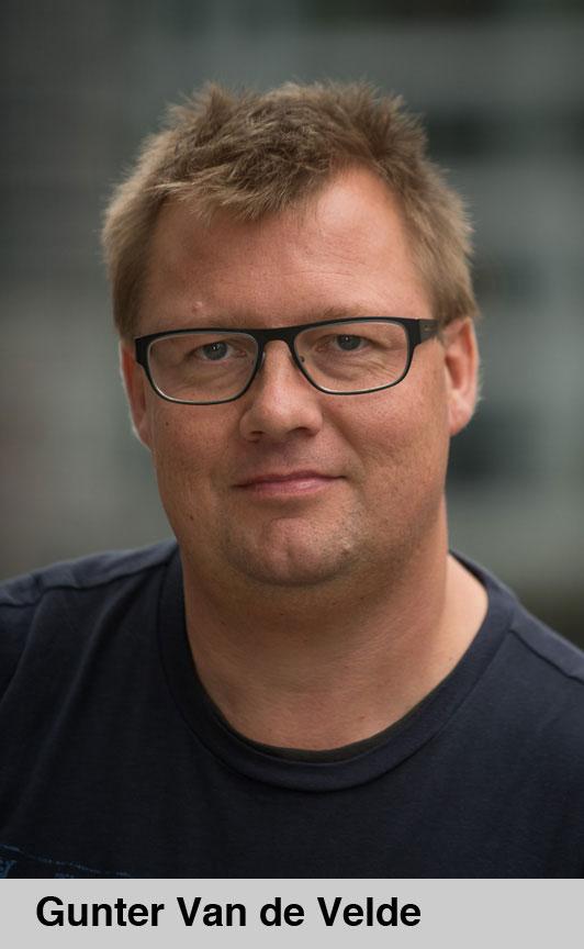 Photo of Gunter Van de Velde