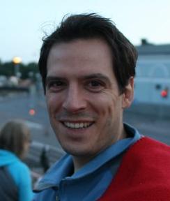 Photo of Hannes Tschofenig