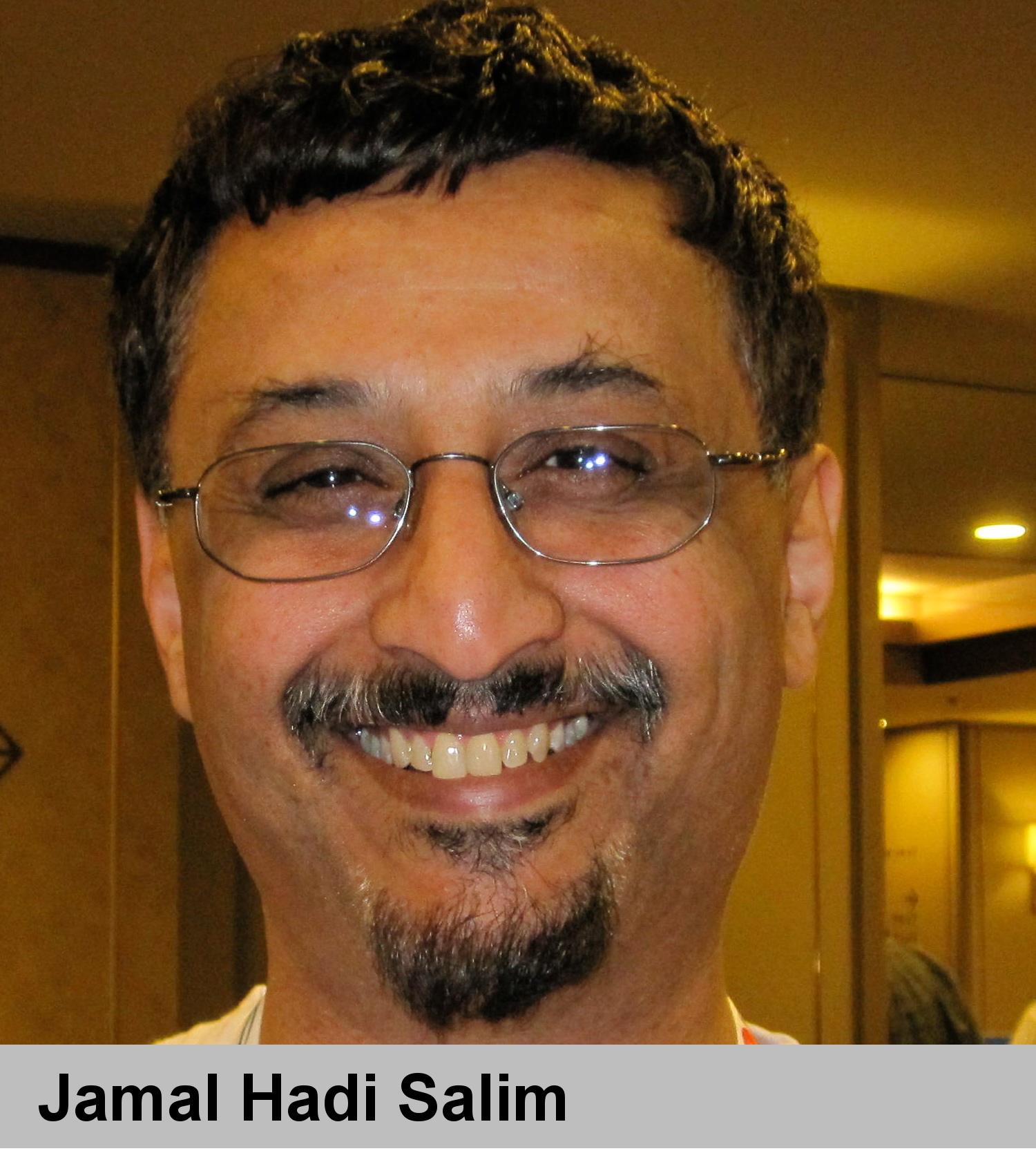 Photo of Jamal Hadi Salim