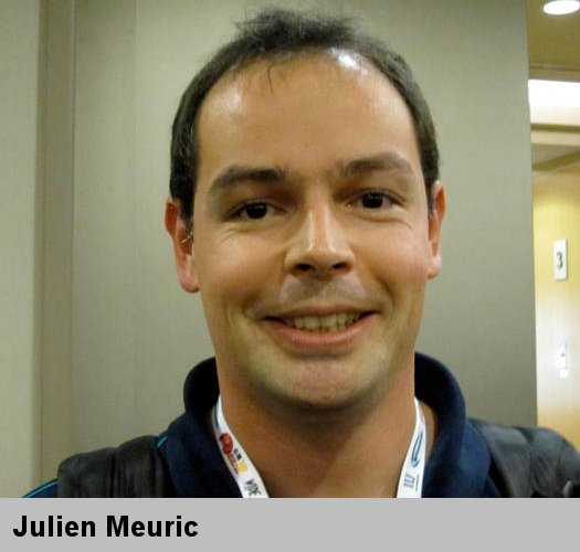Photo of Julien Meuric