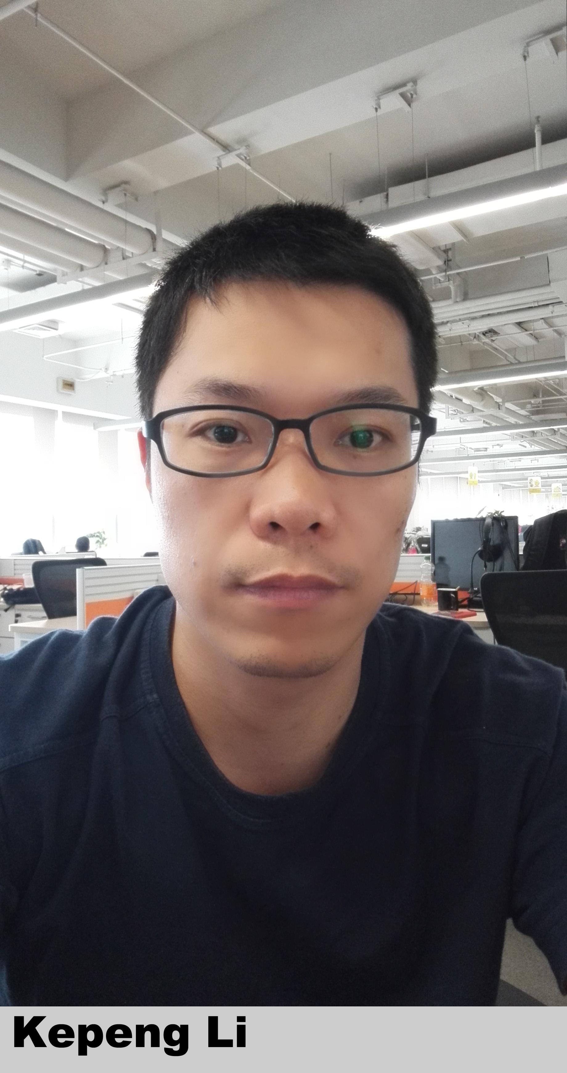 Photo of Kepeng Li