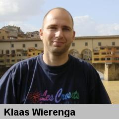 Photo of Klaas Wierenga