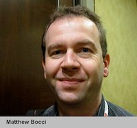 Photo of Matthew Bocci