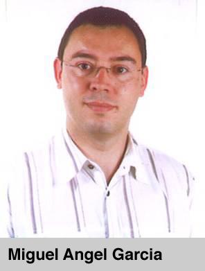 Photo of Miguel García