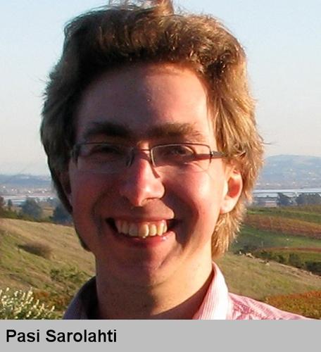 Photo of Pasi Sarolahti