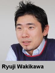 Photo of Ryuji Wakikawa