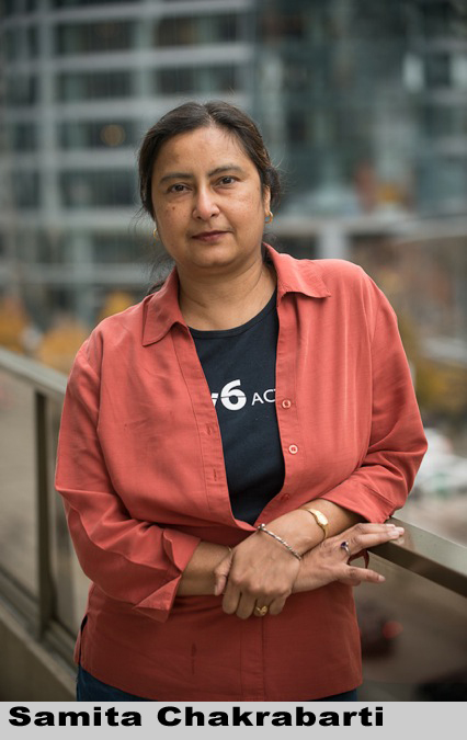 Photo of Samita Chakrabarti