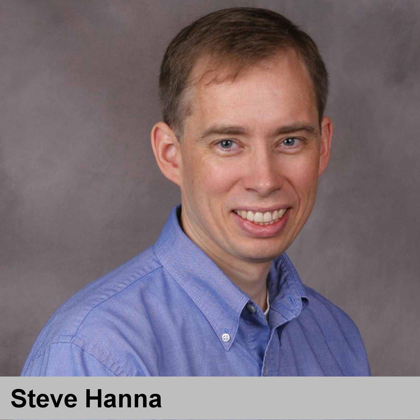 Photo of Steve Hanna