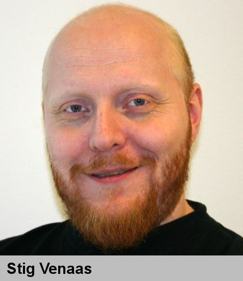 Photo of Stig Venaas