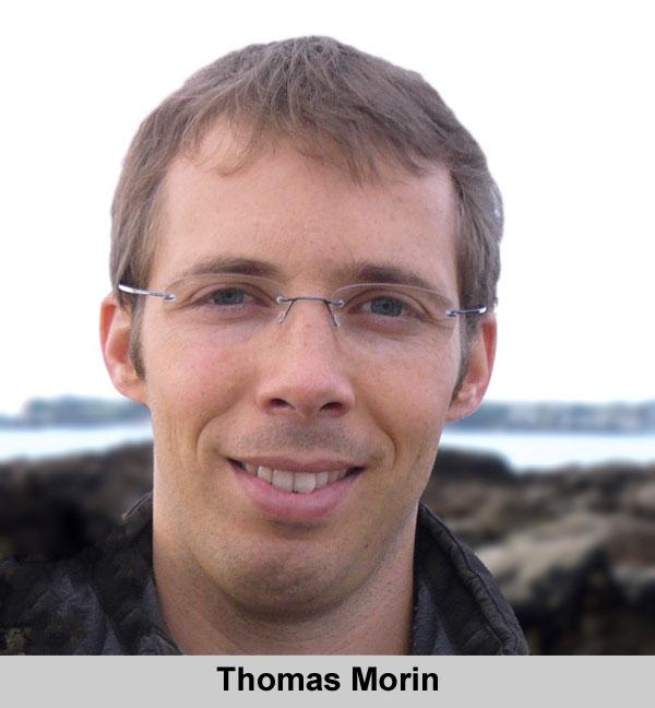 Photo of Thomas Morin