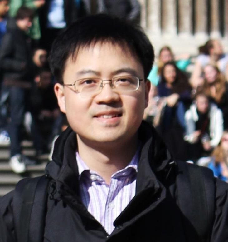 Photo of Tianran Zhou