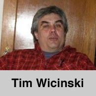 Photo of Tim Wicinski