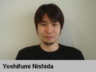 Photo of Yoshifumi Nishida