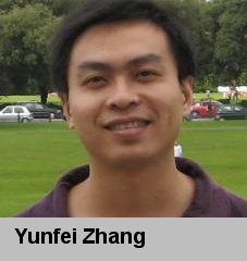 Photo of Yunfei Zhang