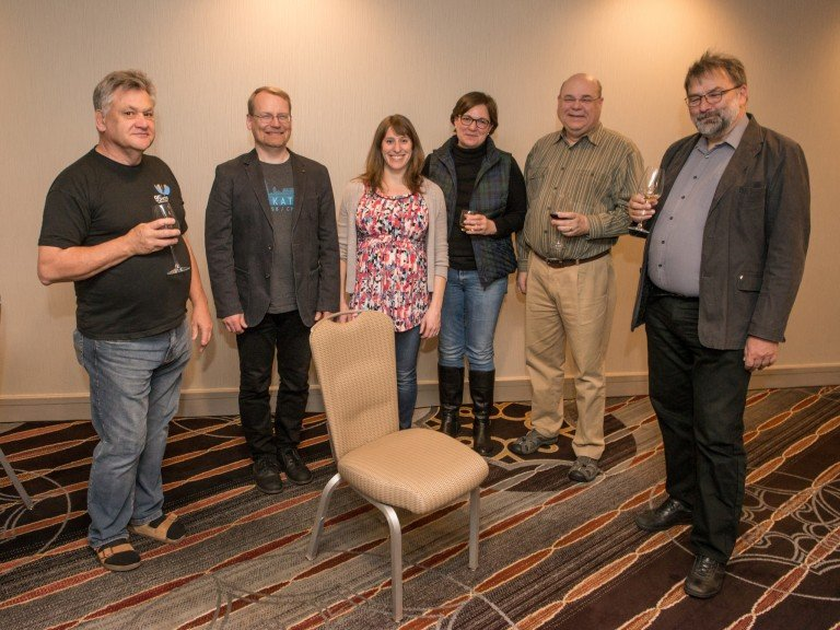 Past IETF Chairs