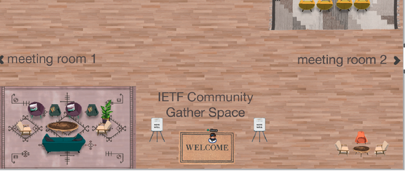 IETF Gather Space