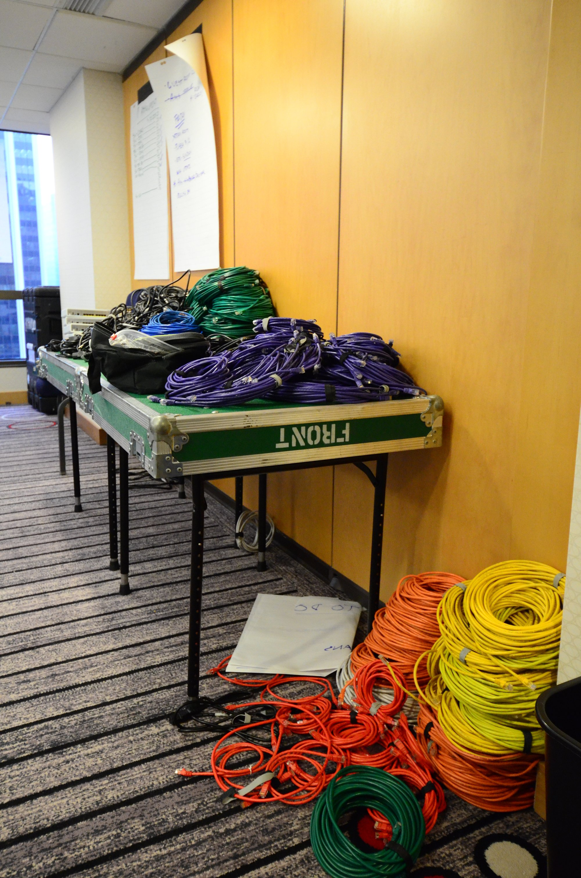 IETF 88 Cabling
