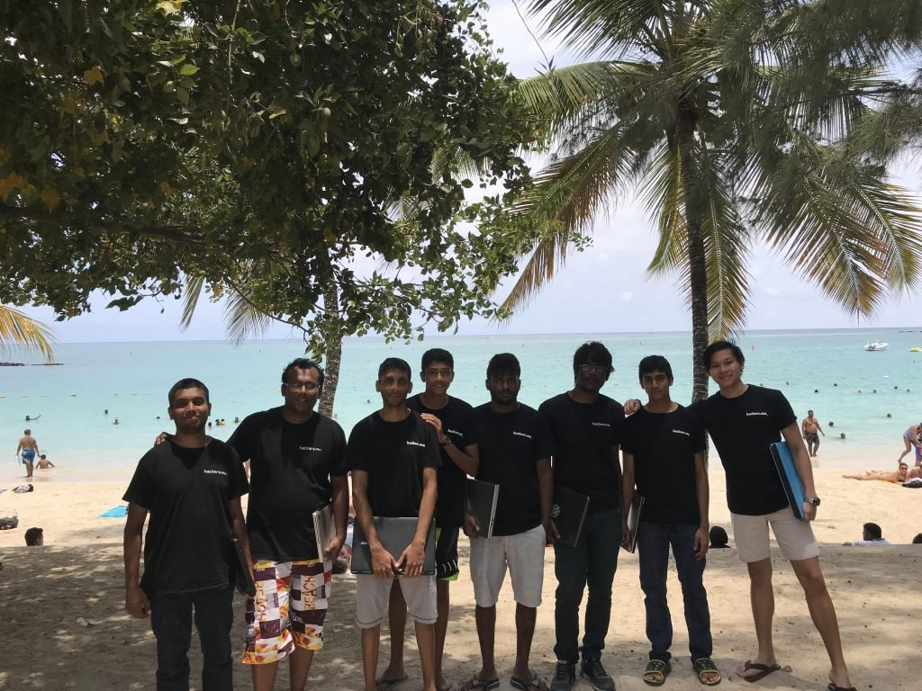 Team From Hackers Mu For Ietf 100