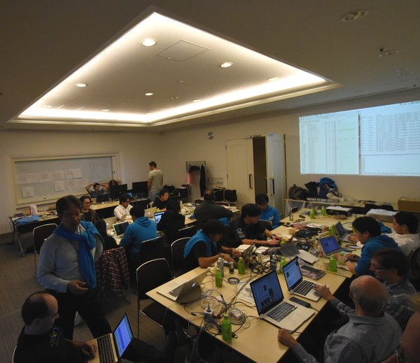 IETF 94 Network Operations Center