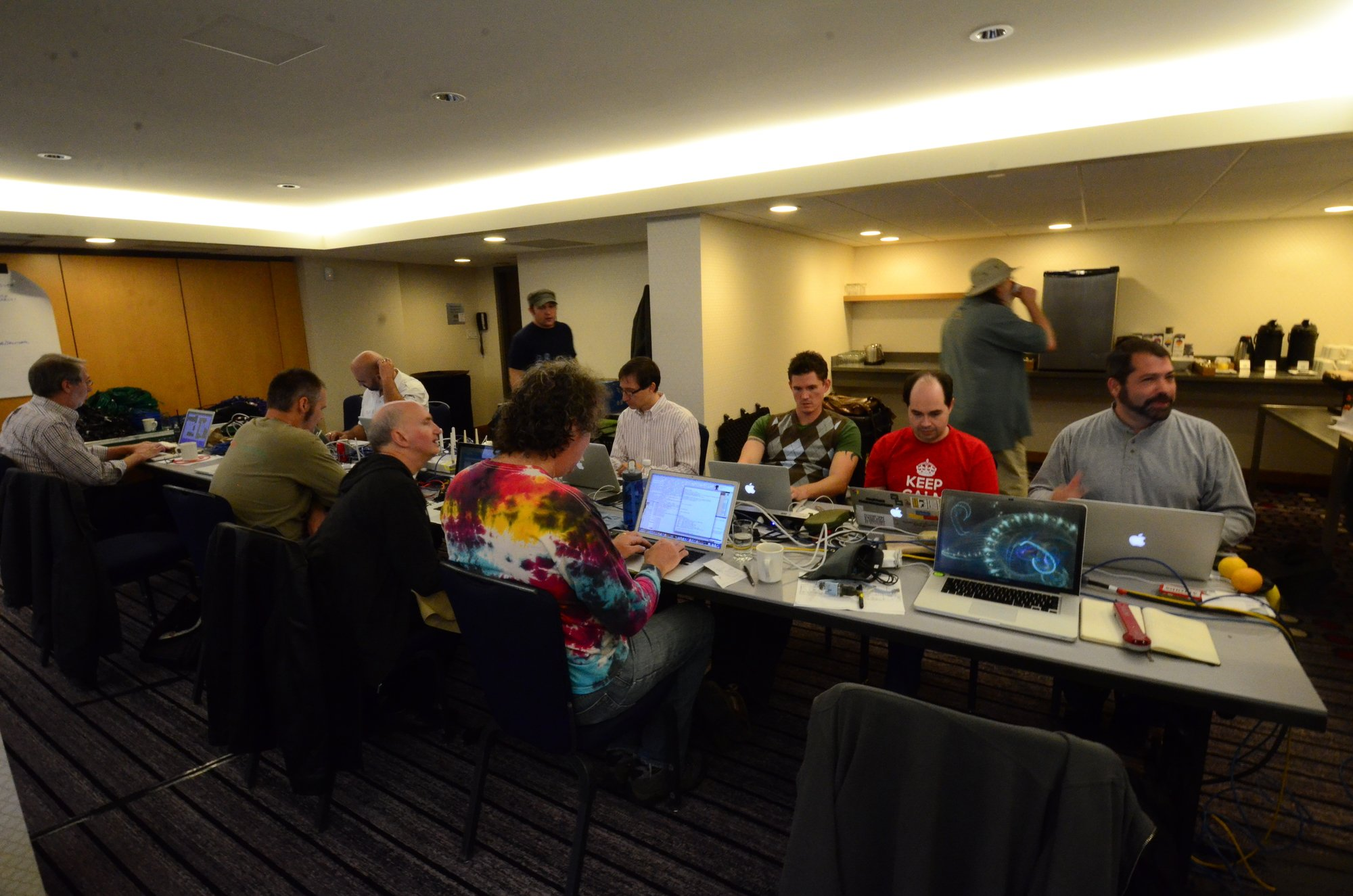 IETF 88 Network Operations Center